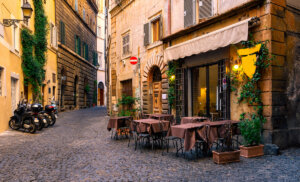 8 restaurantes de Roma que no te dejarán indiferente