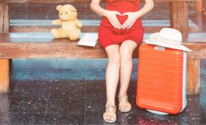 7 consejos para los viajes durante el embarazo