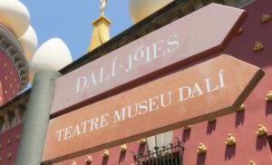 El Teatro-Museo Dalí en Figueras