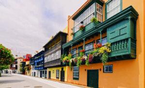 Arquitectura de las Islas Canarias