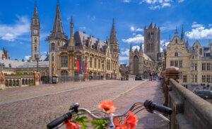 Una escapada a la preciosa ciudad de Gante