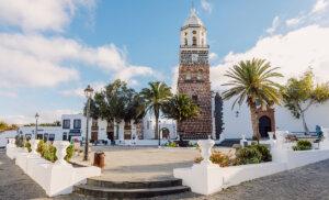 Teguise, uno de los rincones más atractivos de Lanzarote