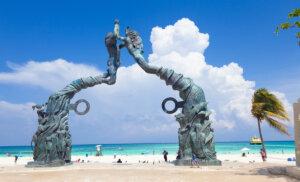 Playa del Carmen, uno de los destinos más atractivos de la Riviera Maya