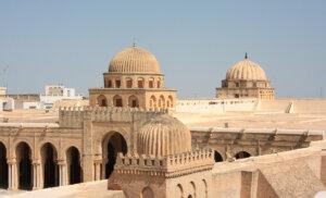 De excursión a la ciudad santa de Kairuán en Túnez
