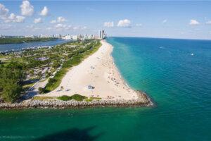 Las 5 playas más increíbles de Miami